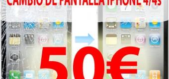 Reparar iPhone Murcia