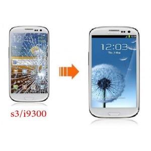 Reparar cristal Samsung Galaxy S3