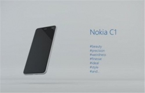 Nokia C1-android