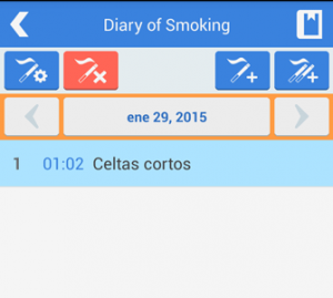 configuracion app