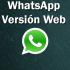 WhatsApp para web ya es una realidad