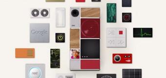 Project Ara y los smartphones modulares  finalmente para 2017