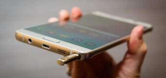 Nuevo Galaxy Note 6 con USB Type-C y Gear VR