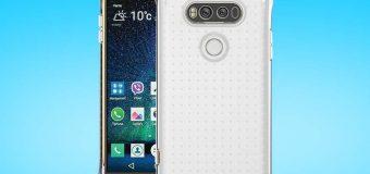 Primeras imágenes del nuevo LG V20