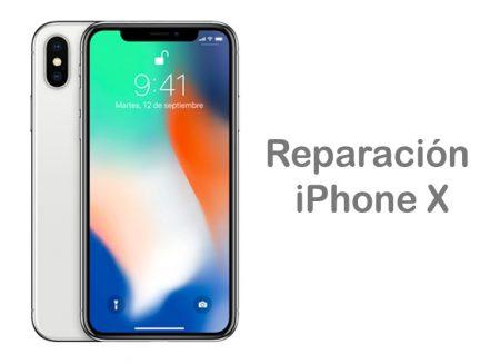 reparar iphone x murcia