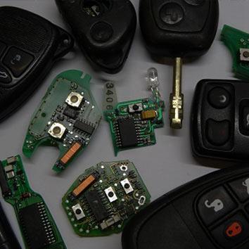 reparacion de llaves de coches en Murcia